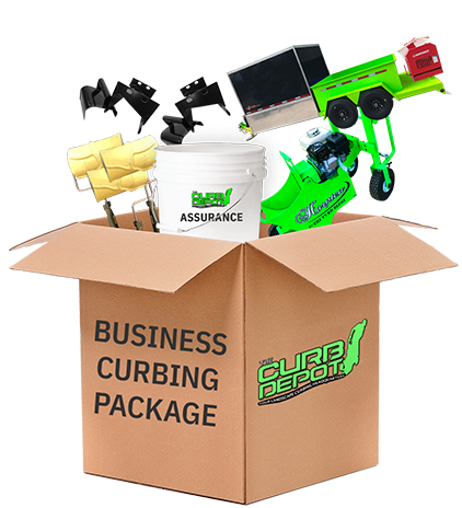 Business curbing package