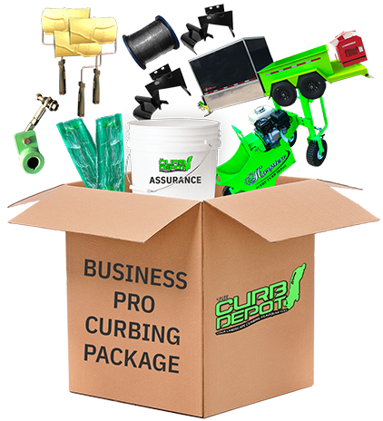 Business pro curbing package